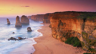 Photograph - The Twelve Apostles At Sunrise Great by Christopher Chan