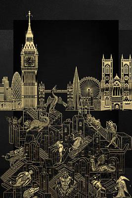 The Underworlds - Underground London Original