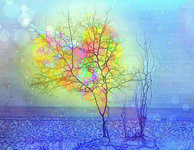 Photograph - The Valentine's Tree by Tara Turner
