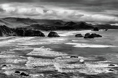 Photograph - The View From Ecola Park by David Patterson