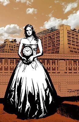 Digital Art - The Wait by Jason Casteel