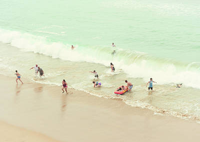 Photograph - The Wave by Doug Matthews
