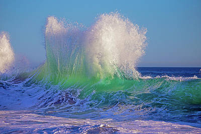 Photograph - The Wave by John Rodrigues
