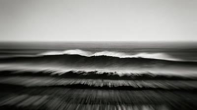 Photograph - The Wave by Jorg Becker