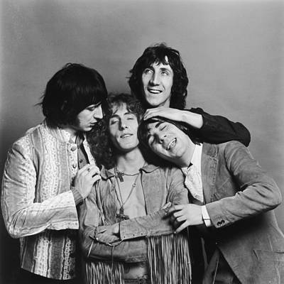 Photograph - The Who by Jack Robinson