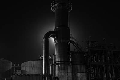 Photograph - The Winery II by Sawyer King Scott
