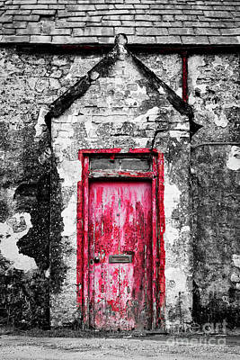 Art Print featuring the photograph This Old House by Tim Gainey