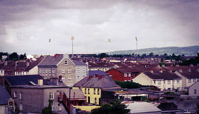 Photograph - Thomond Park by JLowPhotos