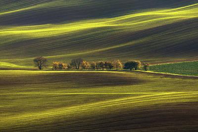 Photograph - Threads Of Lights by Vlad Sokolovsky