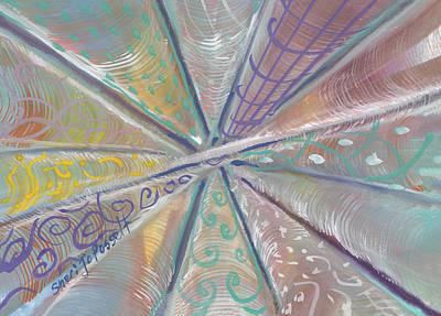 Painting - Three Loves by Sheri Jo Posselt