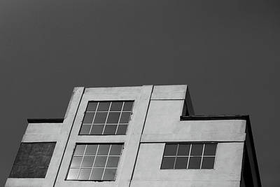 Photograph - Three Windows by Prakash Ghai