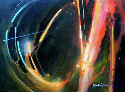 Painting - Thrill by Dan Nelson