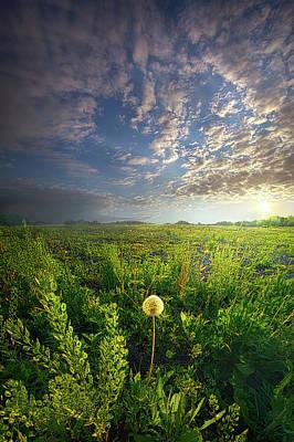 Photograph - Through Strength Of Faith by Phil Koch