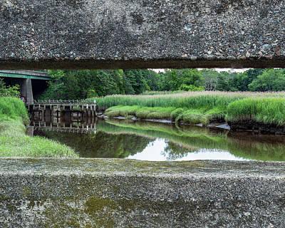 Lake Life - Through the Bridge by William Bretton
