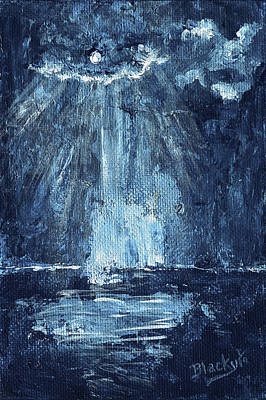 Painting - Through The Storm by Donna Blackhall