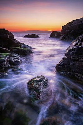 Photograph - Tidal Flow by Michael Blanchette