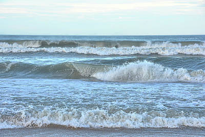 Photograph - Tides' A Rollin' In by Jamart Photography
