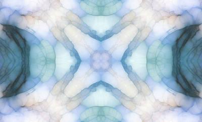 Movie Tees - Tie Dye Pattern by Marshal James