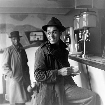 Photograph - Tiger Bay Cafe by Bert Hardy