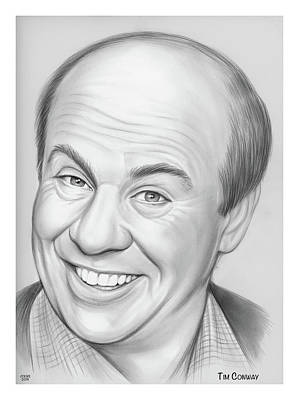 Royalty-Free and Rights-Managed Images - Tim Conway by Greg Joens