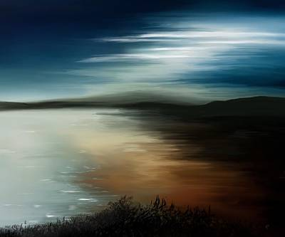 Digital Art - Time And Tide by Mark Taylor