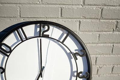 Photograph - Time Ticks Away by Doug Ash
