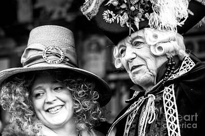 Photograph - Timeless Carnevale Di Venezia by John Rizzuto