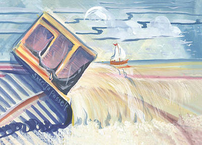 Painting - Timeless Evolution by Sheri Jo Posselt