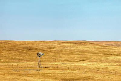 Photograph - Tiny Windmill by Todd Klassy