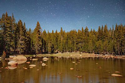 Photograph - Tioga Pass Pond by Al Hann