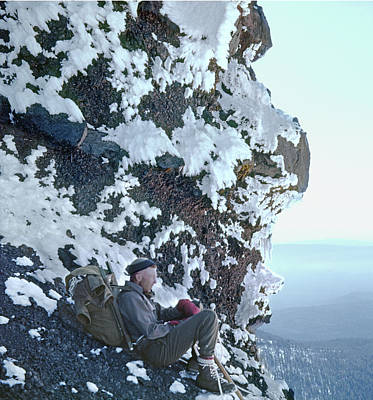 Photograph - Tm5301 Ed Parker On Three Fingered Jack 1957 Or by Ed Cooper Photography