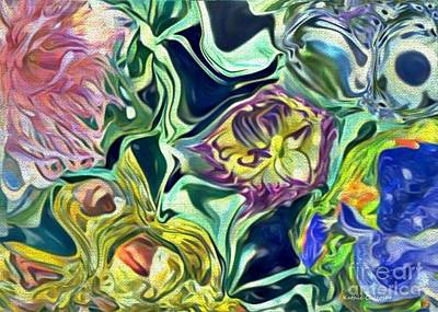 Digital Art - To And Fro by Kathie Chicoine