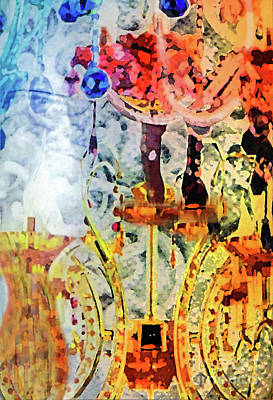 Mixed Media Royalty Free Images - To the End and the Beginning 300 Royalty-Free Image by Sharon Williams Eng