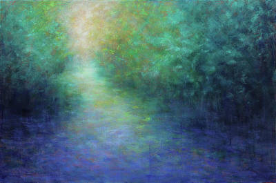 Painting - To The Light by Victoria Veedell