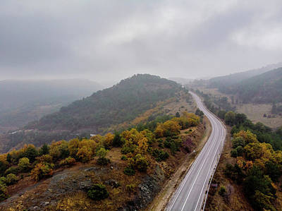 Photograph - To The Mountains by Okan YILMAZ