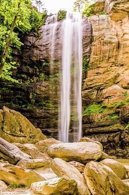 Photograph - Toccoa Falls by Paul Croll