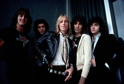 Photograph - Tom Petty & The Heartbreakers by Michael Ochs Archives