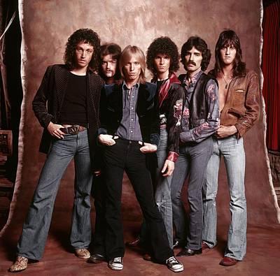 Photograph - Tom Petty Andthe Heartbreakers Portrait by Ed Caraeff/morgan Media