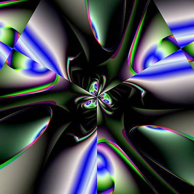 Digital Art - Tomologias by Andrew Kotlinski
