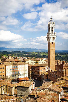Photograph - Top Of Sienna by Scott Kemper