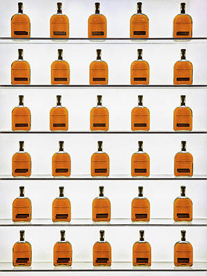 Photograph - Top Shelf Bourbon by Jill Love