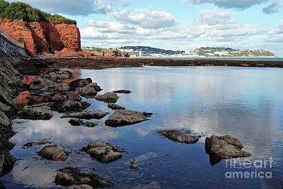 Photograph - Torbay Landscape by David Birchall