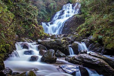 Photograph - Torc Waterfall Killarney National Park 2 by John McGraw