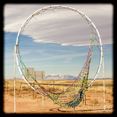 Photograph - Torn Iconic Dreamcatcher by Imagery by Charly