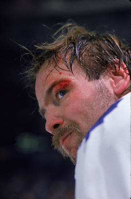 Photograph - Toronto Maple Leafs by B Bennett