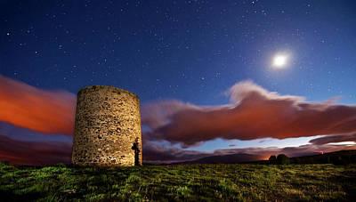 Photograph - Torre Lagunas De Somoza by Presacalzado