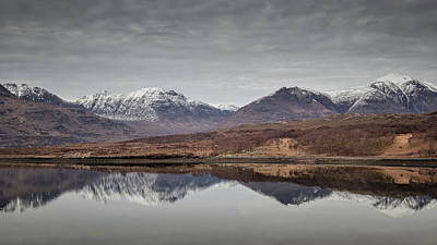 Photograph - Torridon Reflections by Victoria Redpath
