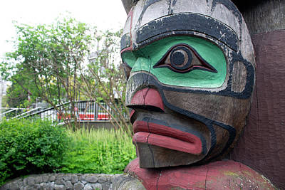 Wall Art - Photograph - Vancouver Island by Rik Carlson