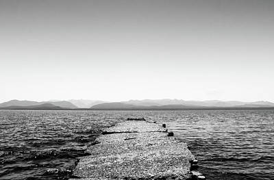 Photograph - Towards The Nahuel Huapi Lake by Eduardo Jose Accorinti