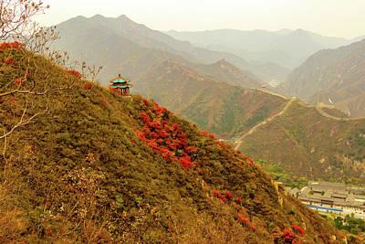 Photograph - Traditional Watch Tower, China by Aashish Vaidya